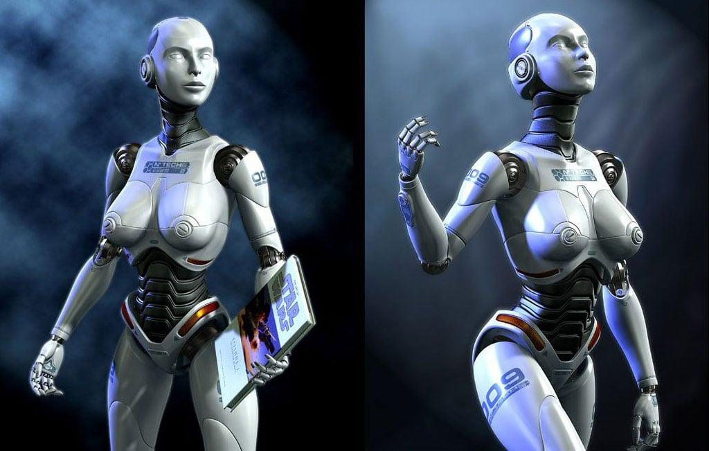 sex robot