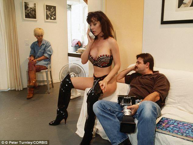 Porn Set Behind The Scenes
