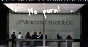 Chase Bank Terminates Accounts Of More Porn Stars on Moral Grounds