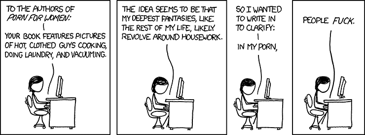 porn for women cartoon