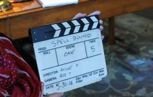 "Sssh.com wraps shooting of new feature film, ""Spellbound"""
