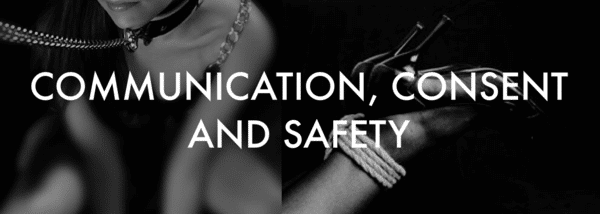 communication safety and consent