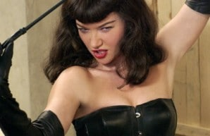 betty page bdsm