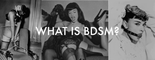 what is bdsm