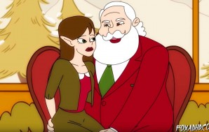 Humor: Fifty Shades Of Santa