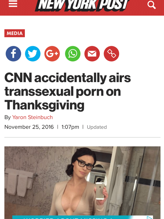 fake porn news cnn