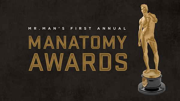 Visit The Manatomy Awards!
